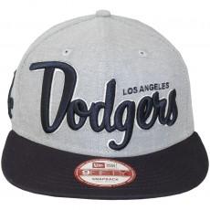 Casquette Snapback New Era - 9Fifty MLB Retro Scholar - Los Angeles Dodgers - Blue