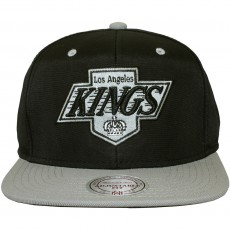 Casquette Snapback Mitchell & Ness - NHL Nylon - Los Angeles Kings