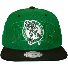 Casquette Snapback Mitchell & Ness - NBA Outer - Boston Celtics