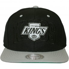 Casquette Snapback Mitchell & Ness - NHL Outer - Los Angeles Kings