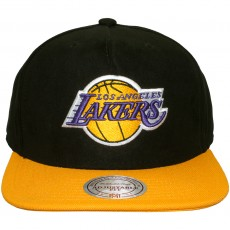 Casquette Strapback Mitchell & Ness - NBA Zipbuck - Los Angeles Lakers