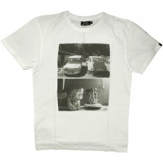 T-shirt Olow - Deuch - Blanc