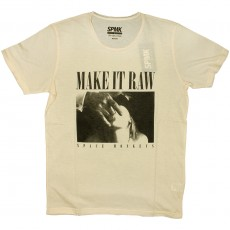 T-shirt  Space Monkeys - Make It Raw - Afterglow
