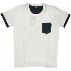 T-shirt  Space Monkeys - Oziris - White