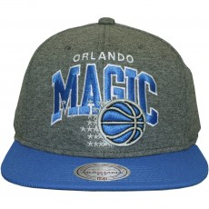 Casquette Snapback Mitchell & Ness - NBA Team Arch Jersey - Orlando Magic