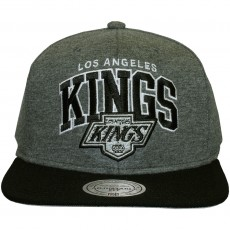 Casquette Snapback Mitchell & Ness - NHL Team Arch Jersey - Los Angeles Kings