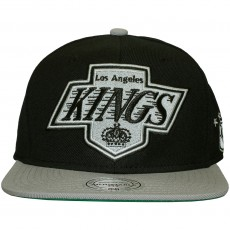 Casquette Snapback Mitchell & Ness - NHL XL Logo 2Tone - Los Angeles Kings
