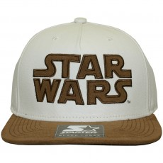 Casquette Snapback Starter x Star Wars - Skywalker - Natural / Brown