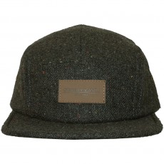 Casquette 5 Panel Obey - County - Charcoal