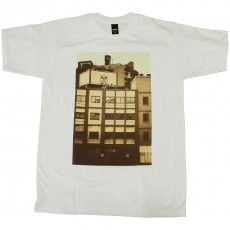 T-shirt Obey - All-City Icon - Basic Tee - White