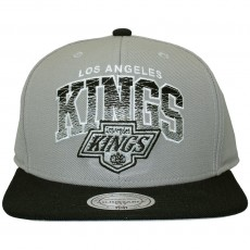 Casquette Snapback Mitchell & Ness - NHL Stack - Los Angeles Kings