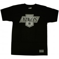 T-shirt Rock Smith - LA Ninjas - Black