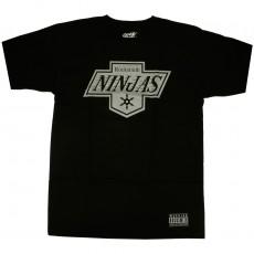 T-shirt Rock Smith - LA Ninjas - Black