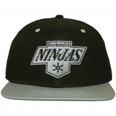 Casquette Snapback Rock Smith - Ninjas King - Black