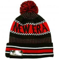 Bonnet New Era - The New Era Jake - Black / Scarlet
