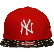 Casquette Snapback New Era - 9Fifty MLB Star N Stripes - New York Yankees