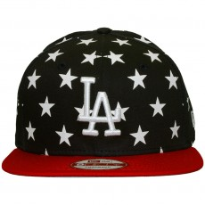 Casquette Snapback New Era - 9Fifty MLB Star Crown - Los Angeles Dodgers