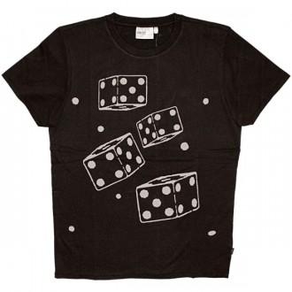WESC T-Shirt - Dice - Black