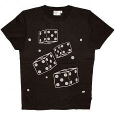 WESC T-Shirt - Dice - Black