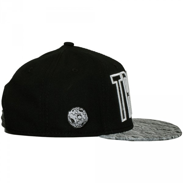 Casquette Snapback Cayler And Sons - Trill Cap - Black   Moon   White a968edee8f39