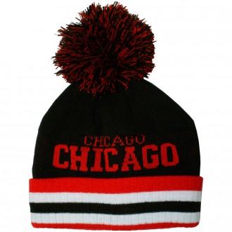 Bonnet City Hunter - Chicago - Black / Red