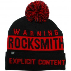 Bonnet RockSmith - Explicit Pom Pom Beanie - Navy / Lava
