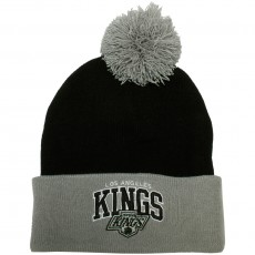 Bonnet Mitchell & Ness - NHL Tarck Cuff Knit - Los Angeles Kings