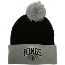 Bonnet Mitchell & Ness - NHL Tarck Cuff Knit - Los Angeles Kings