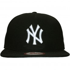 Casquette Strapback New Era - 9Fifty MLB Under Scape - New York Yankees - Black