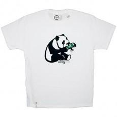 LRG T-shirt - Core Collection Panda Tee - White