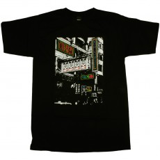 T-shirt Obey - Chinese Streets - Basic Tee - Black