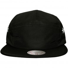 Casquette 5 Panel Mitchell And Ness - M&N Stars & Stripes Camper - Black