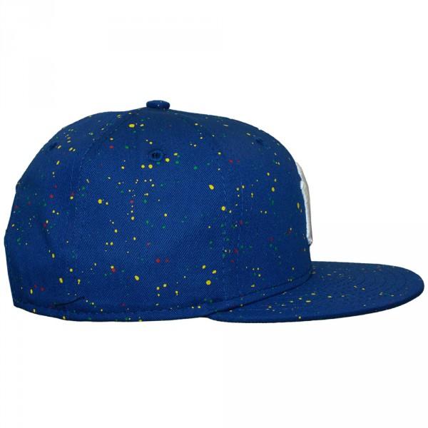 Snapback enfant new era 9fifty youth mlb speckle prime new york
