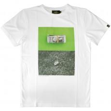 T-shirt Olow - Cash - Blanc