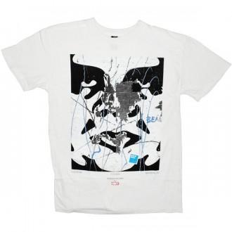OBEY Limited Series T-shirt - Brooklyn03 - Light Grey