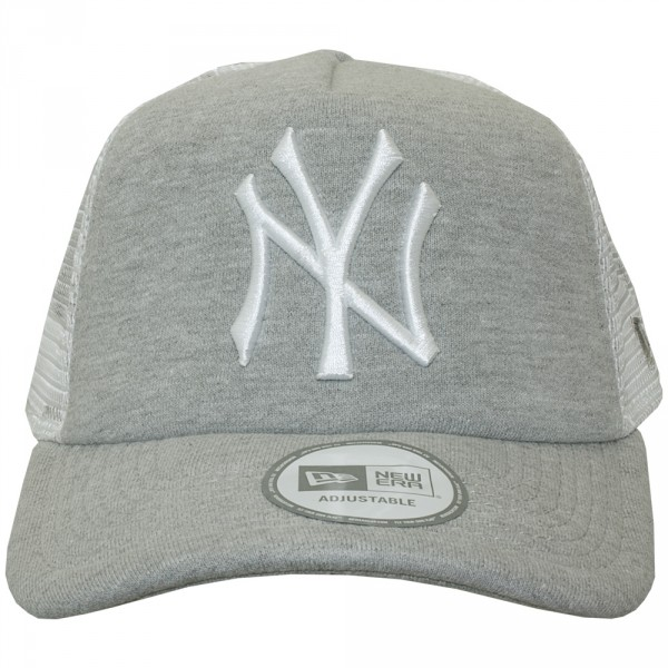 Casquette Trucker New Era - Adjustable MLB Clean Trucker - New York Yankees  - Jersey   Casquette trucker filet ... a8d72e5e3931