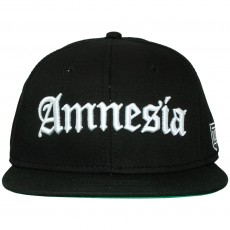 Casquette Snapback Space Monkeys - Amnesia Snapback Cap - Black