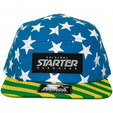 Casquette 5 Panel Starter - Salsa - Blue / Green