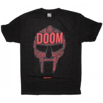 ROCKSMITH T-shirt - Doom Tee - Black