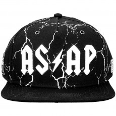 Casquette Snapback Cayler And Sons - Voltage Cap - Black / Black / White