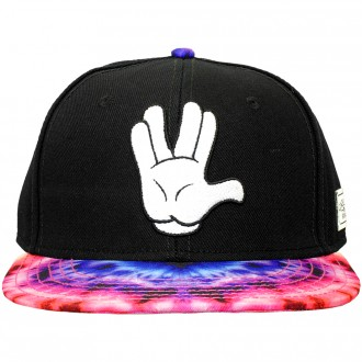Casquette Snapback Cayler And Sons - Stay Fly Cap - Black / MC