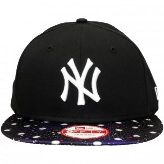 Casquette Snapback New Era - 9Fifty MLB PS Visor - New York Yankees - Black