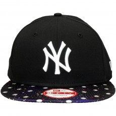 Casquette Snapback New Era - 9Fifty MLB PS Visor - New York Yankees - Black
