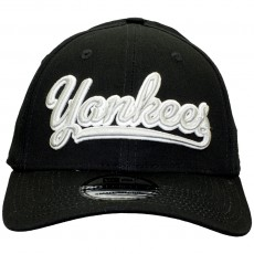 Casquette Trucker New Era - 39Thirty MLB Flickscript - New York Yankees - Navy