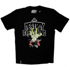 LRG T-shirt - Destroy Everything Tee - Black