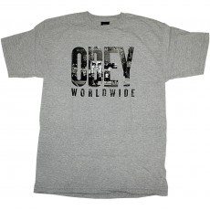 T-Shirt Obey - OG NY Obey - Heather Grey