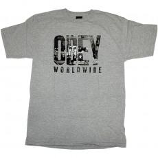 T-Shirt Obey - OG NY Obey - Heather Grey