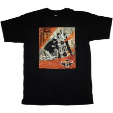 T-Shirt Obey - RIP MCA - Black