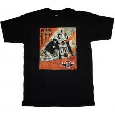 T-Shirt Obey - RIP MCA - Black