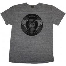 T-Shirt Obey - Obey Third Eye Records - Heather Grey
